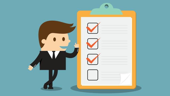 Segurança em obras- Checklist de produtos para incêndio